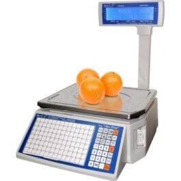 Весы с чекопечатью ALEXPRINT